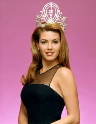 Alicia Machado: miss universe 1996