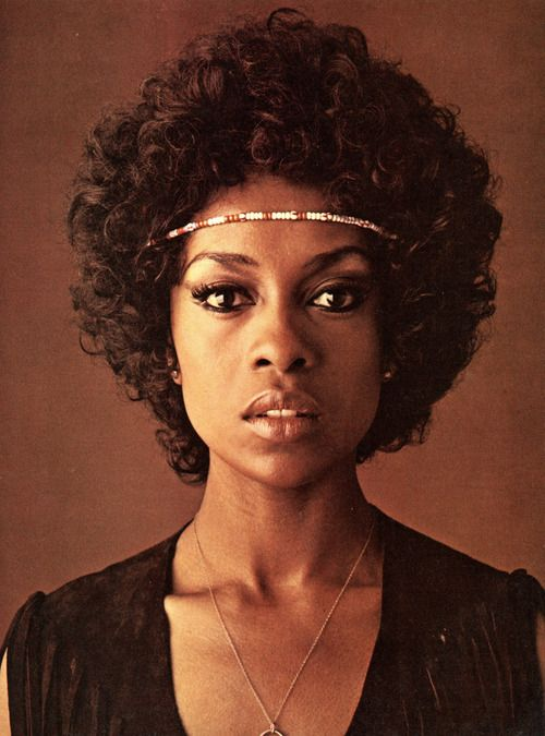 Lola Falana by Jerry Davis for Evergreen Review (1971)