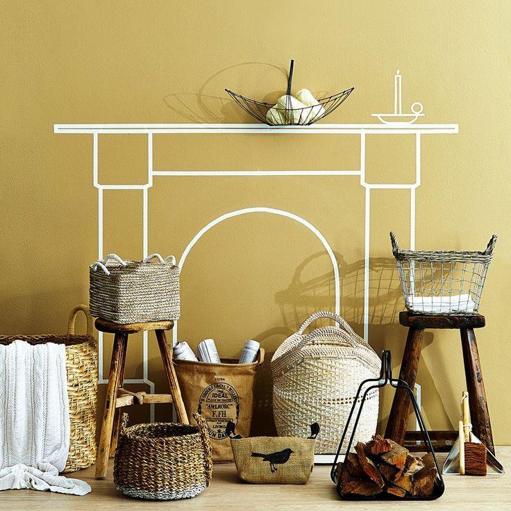 masking-washi-tape-wall-decor-interior-decorative-element-diy-fireplace