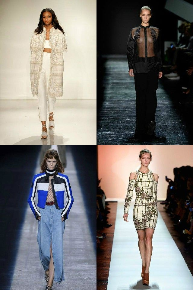 New York Fashion Week: Rachel Zoe, Public School, Alexander Wang, Herve Leger