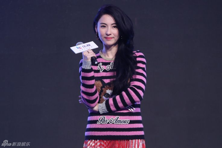 Actress and singer Cecilia Cheung  http://www.chinaentertainmentnews.com/2016/11/cecilia-cheung-at-event.html