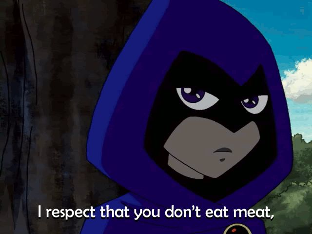 from Luciano raven teen titans cum on face