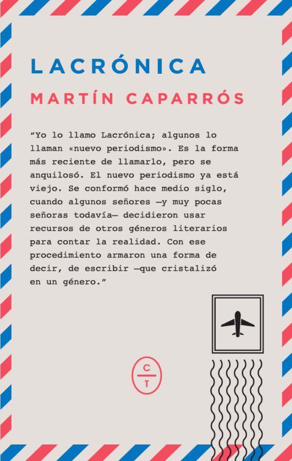 (Martín Caparrós)