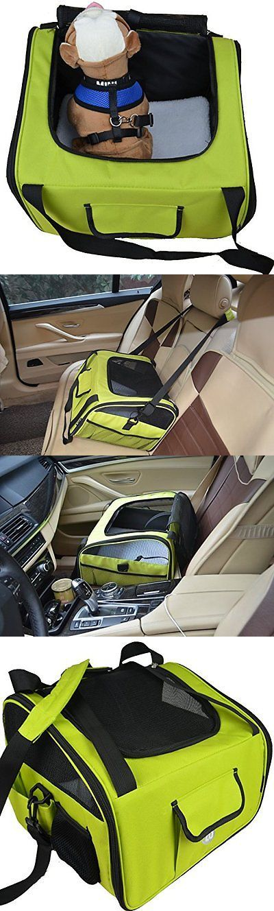 Carriers and Crates 26702: Janmo Pet Carrier Airline Approve With Soft Mat Comfortable For Car Bicycle -> BUY IT NOW ONLY: $55.79 on eBay!
