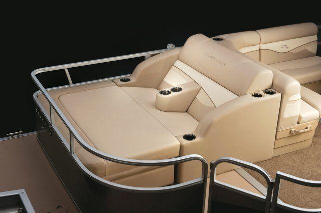 Great seats on a pontoon