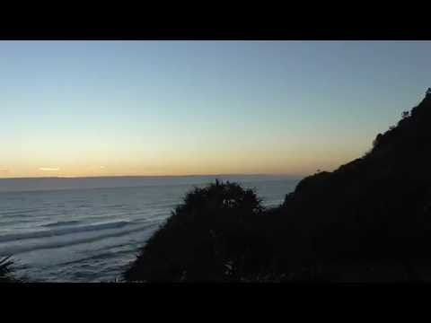 Sunrise at Burleigh Heads