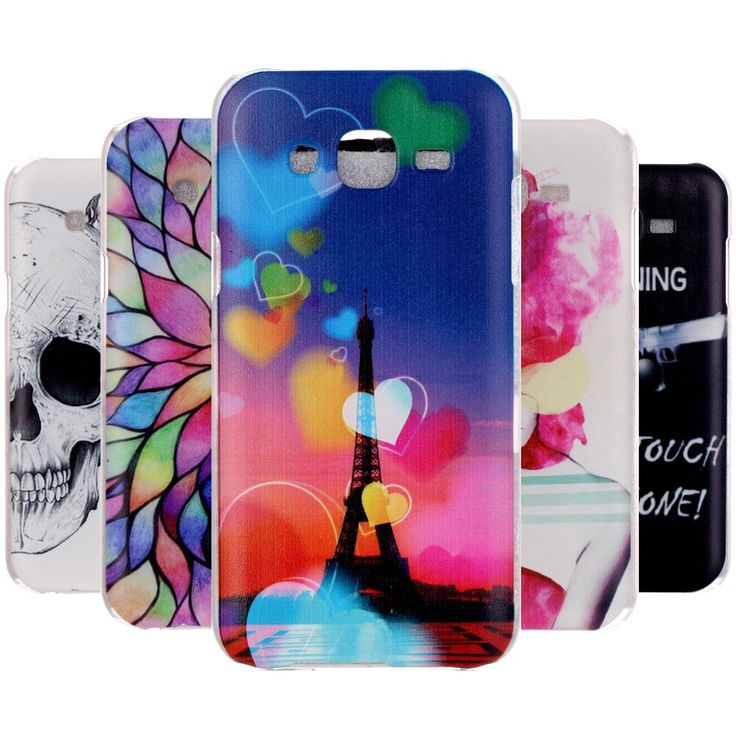 for Samsung Galaxy J5 Case Ultra Thin Painted Luxury Hard Plastic Mobile Cell Phone Back Cases Cover for Samsun Galaxy J5 J500