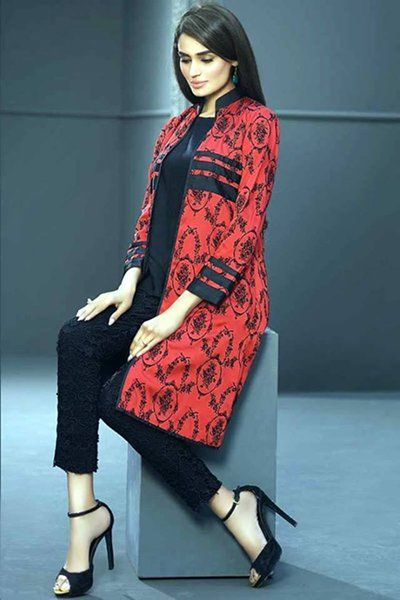 House Of Ittehad Valentines Day Dresses 2016 For Women | Style.Pk