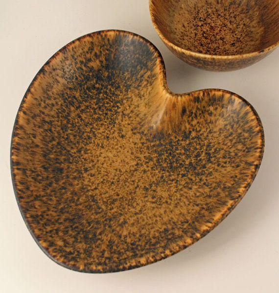 Gunnar Nylund Rorstrand Sweden. Mid Century Stoneware by DecoMode