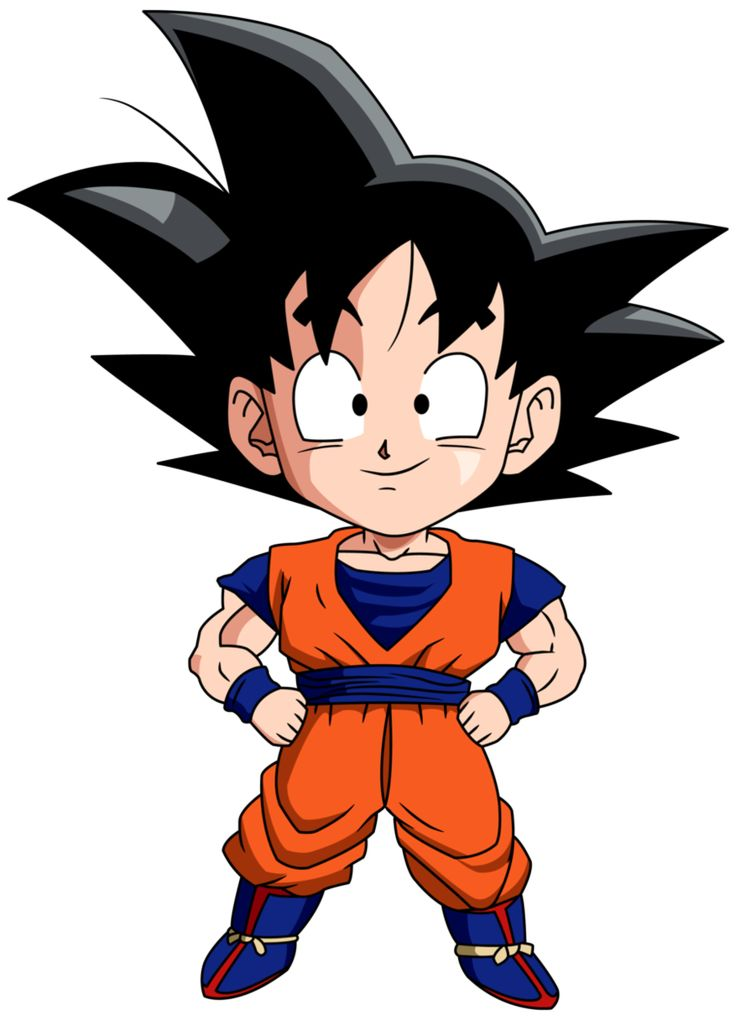 goku chibi by maffo1989 on DeviantArt