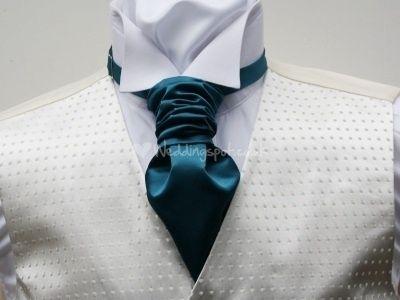 アスコットタイを結婚式で着こなす!おしゃれなデザイン画像まとめ   ときめキカク365