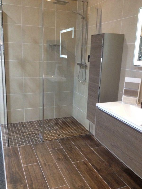 Wood Effect Mosaic Naturally Tiles And Mosaics Wetrooms Wood Effect Mosaic Naturally Tiles And Mosaics Bathroom Wall Tile Tiny House Bathroom Tiny Wet Room