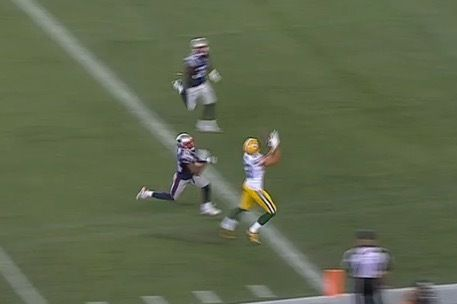 Green Bay Packers Preseason Scores | Green Bay Packers Wide Receiver Jeff Janis Scores 22-Yard TD ...