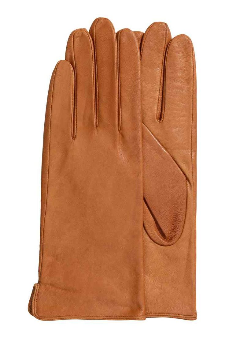 Dickies unlined leather work gloves gl0300 - Guanti In Pelle Premium Quality Guanti In Pelle Morbida Foderati Glam Styleleather Glovesgirlyspring 2015accessories