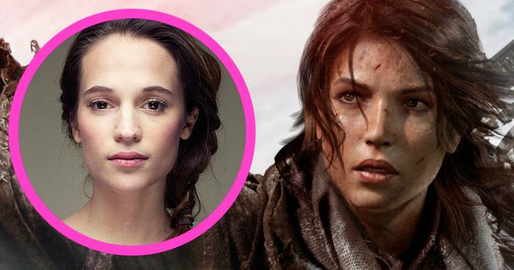 Alicia Vikander Is Lara Croft in 'Tomb Raider' Reboot -- After months of casting speculation, Warner Bros. and MGM have decided on Alicia Vikander to play Lara Croft in the 'Tomb Raider' reboot. -- http://movieweb.com/tomb-raider-movie-reboot-lara-croft-alicia-vikander/