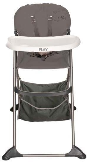 Trona Playseat respaldo reclinable