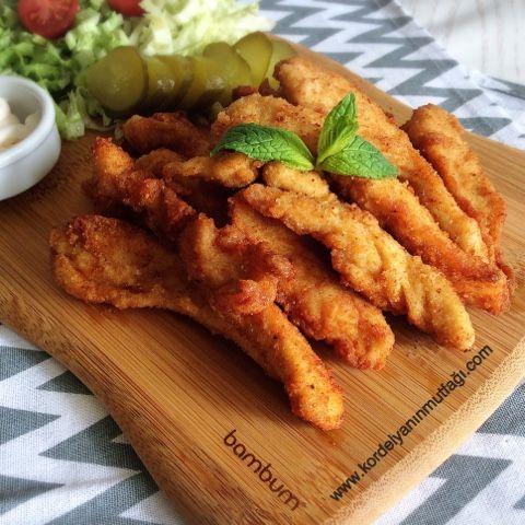 Kordelyanın mutfağı: GALETA UNLU ÇITIR TAVUK