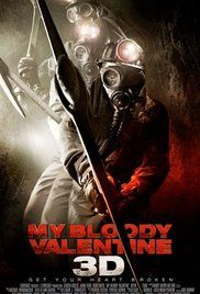 My Bloody Valentine 2009 Movie Online Free. Tom returns to his hometown on the tenth anniversary of the Valentine's night massacre that claimed the lives of 22 people. Instead of a homecoming, Tom finds himself suspected of committing the murders, and it seems like his old flame is the only one that believes he's innocent.