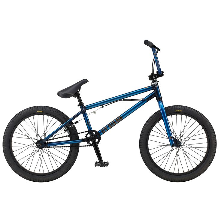 Bicicleta Freestyle Slammer Midnight Blue. GT.