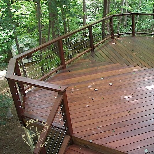 Do It Yourself Home Design: 37 Best Images About Cable Railing Deck On Pinterest