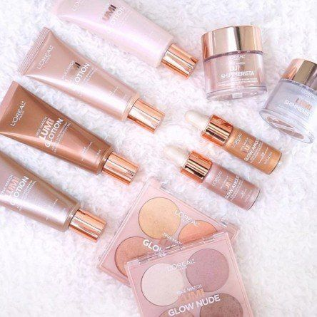L'Oréal's Popular Highlighting Collection Just Went ROSE GOLD!