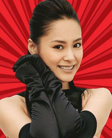 Gillian Chung has a twin.