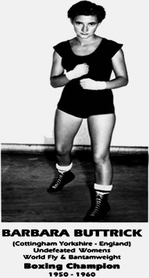 Barbara Buttrick - old school BAMF