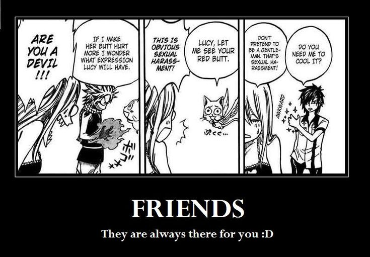 A very beautiful friendship ;D