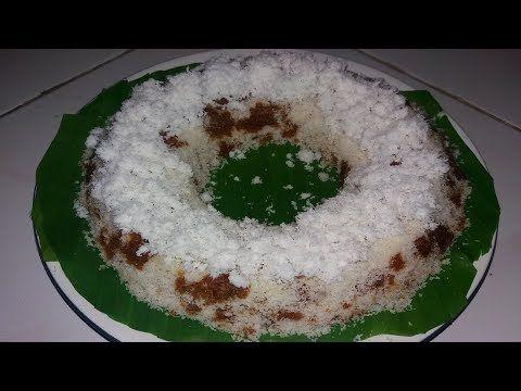 Cara Membuat Kue Tradisional Kue Awug Tepung Beras Enak