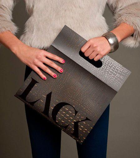 Paper bag // packaging // s.s.