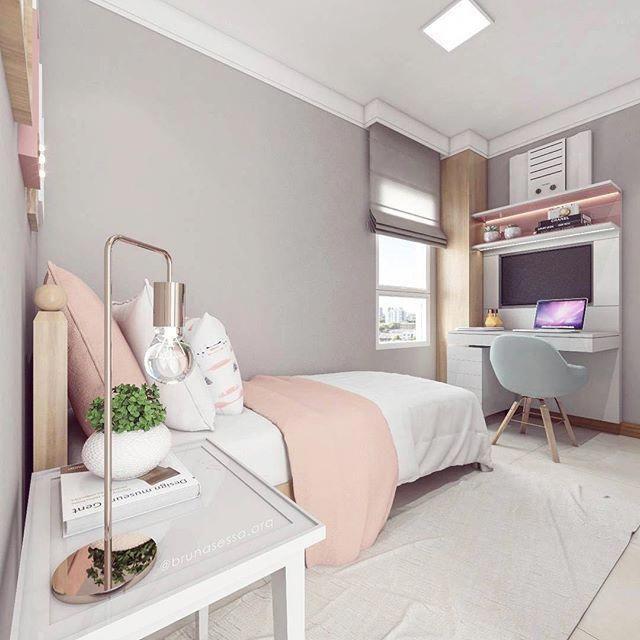 17 Girl Bedroom Ideas 10 Year Old Hgtv Girl Bedroom Ideas Girlsbedroomfurniture So You Think He Or In 2020 Simple Bedroom Small Room Bedroom Small Girls Bedrooms