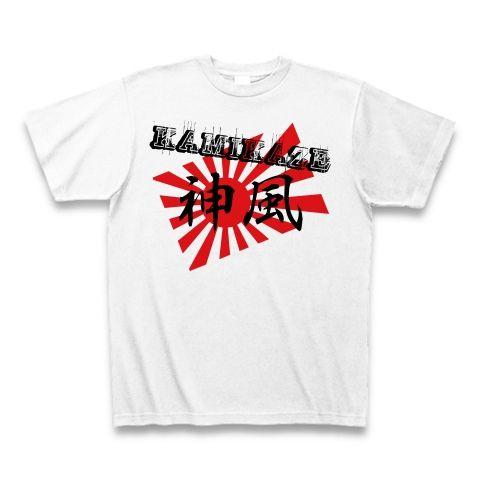神風 Tシャツ(ホワイト)