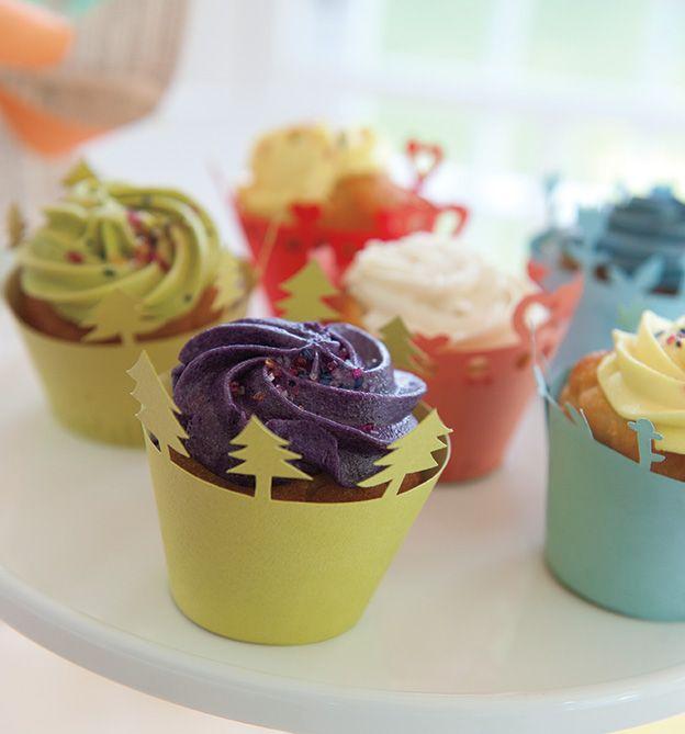 Papermade! - Cupcake-Verpackung