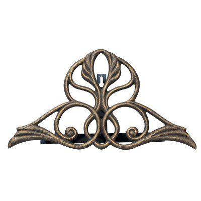 Whitehall Victorian Garden Hose Holder Oil Rub Bronze - 00469