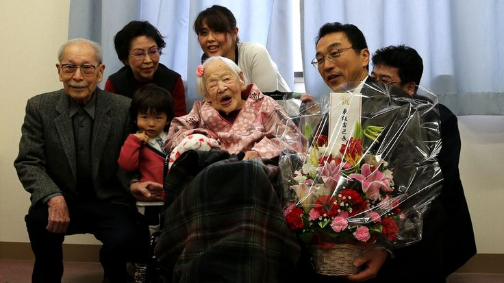 Happy Birthday to Misao Okawa, the world's oldest living person! She celebrated her 117th birthday on March 4!