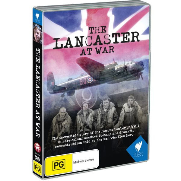 Lancaster at War The outstanding bomber of World War II : new Military DVD