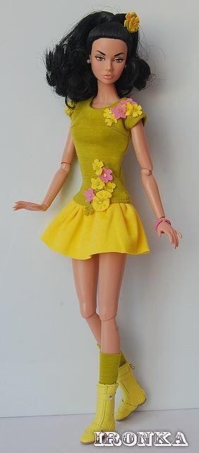 Poppy Parker Barbie Doll!!!