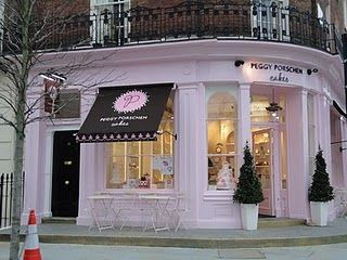 Peggy Porschen Bakery, even more pink bakery ideas