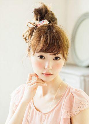 可愛くてたまらない♡ふわふわヘアスタイルのアイデア♬デートやお出かけの時にやってみたい髪型・カット・アレンジ♡