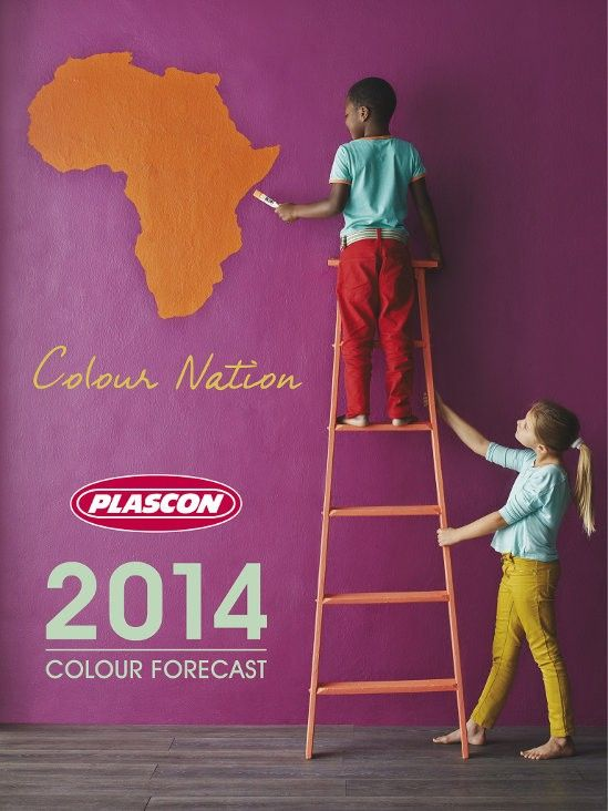 Plascon's annual Colour Forecast presents a snapshot of the latest trends in the world of design!..... Blue for the new office xxx