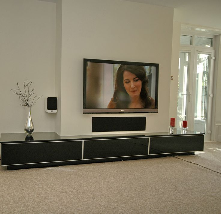 Bedroom Tv Cabinet Design Art Deco Style Bedroom Ideas Bedroom Fireplace Bedroom Design Styles: Bespoke TV Unit Around Chimney Breast.