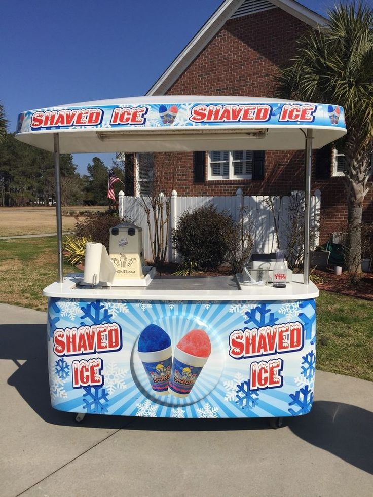 Love shaved ice business for sale asa