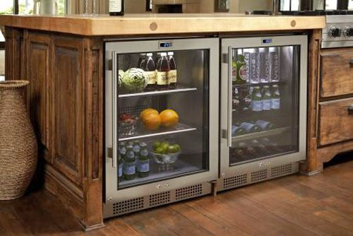 beverage refrigerator Prep Your Kitchen for Fall Party Season