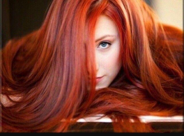 Capelli Rossi #parrucchierepalermo