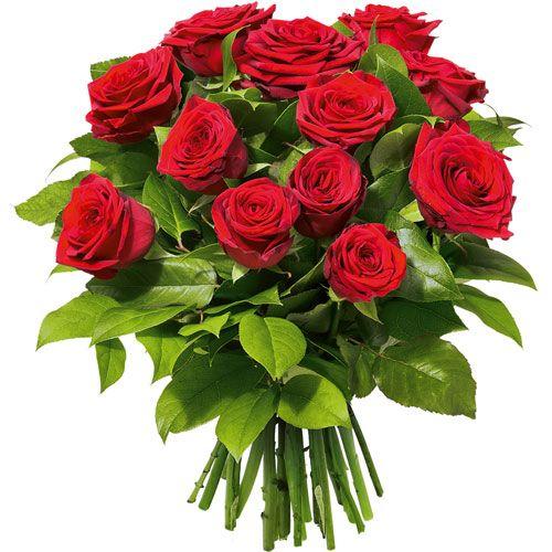 Succombez au charme de ce superbe bouquet de roses rouges ! Ce somptueux bouquet dévoilera vos sentiments les plus sincères.
