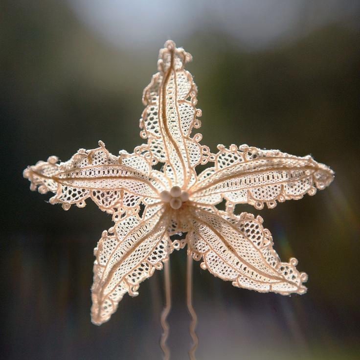 12 best Blüten images on Pinterest | Spitze, Klöppeln und Essstäbchen