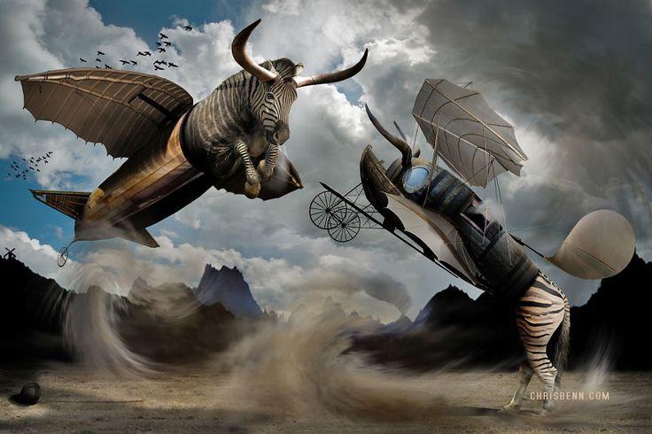 les-animaux-surrealistes-de-chris-bennett-9