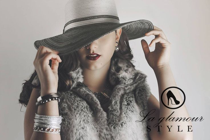 Fashion UPV Protection Sun Hat https://www.laglamourstyle.com/product/metallic-silver-sun-hat/