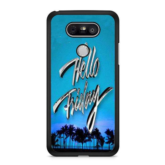 Flo Rida Hello Friday LG G6 Case Dewantary