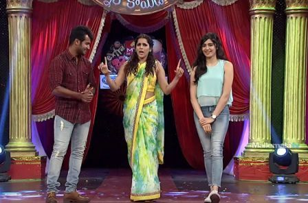 Extra Jabardasth Comedy Show 12th February 2016: Watch Extra Jabardasth Comedy Show 12th February 2016 full episode video online on ETV Live streaming http://goo.gl/HukwPW